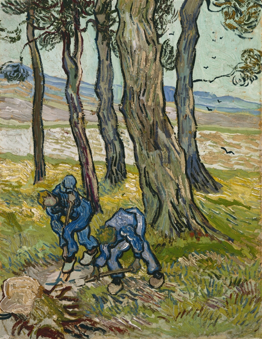 Vincent Willem van Gogh, The Diggers
