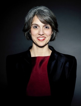 Olga Viso. Photo by Cameron Wittig, courtesy the Walker Art Center
