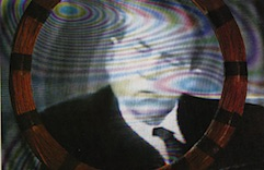 "Richard Nixon's ""malleable physiognomy"" on view in Electronic Blues."