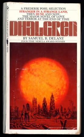 DHALGREN original cover