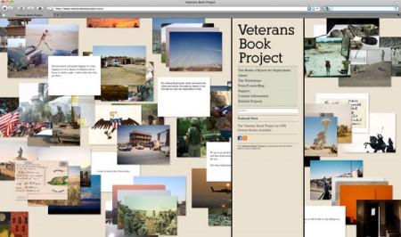veteransbookproject.com