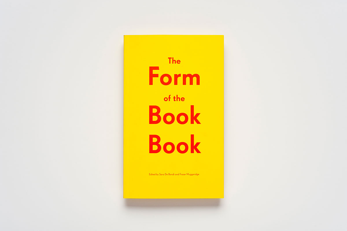 Sara_DeBondt_Form_of_the_book_book