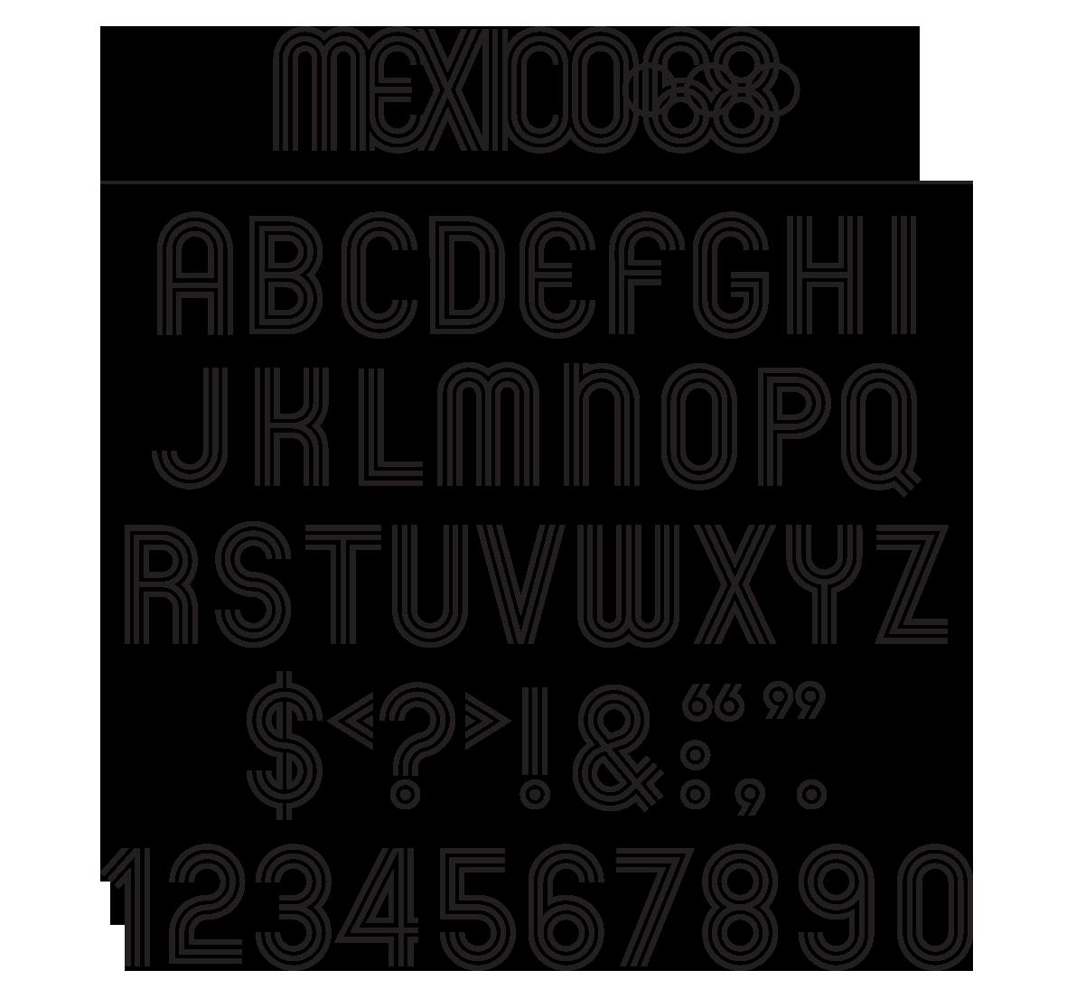 Wyman_Olympic_typeface