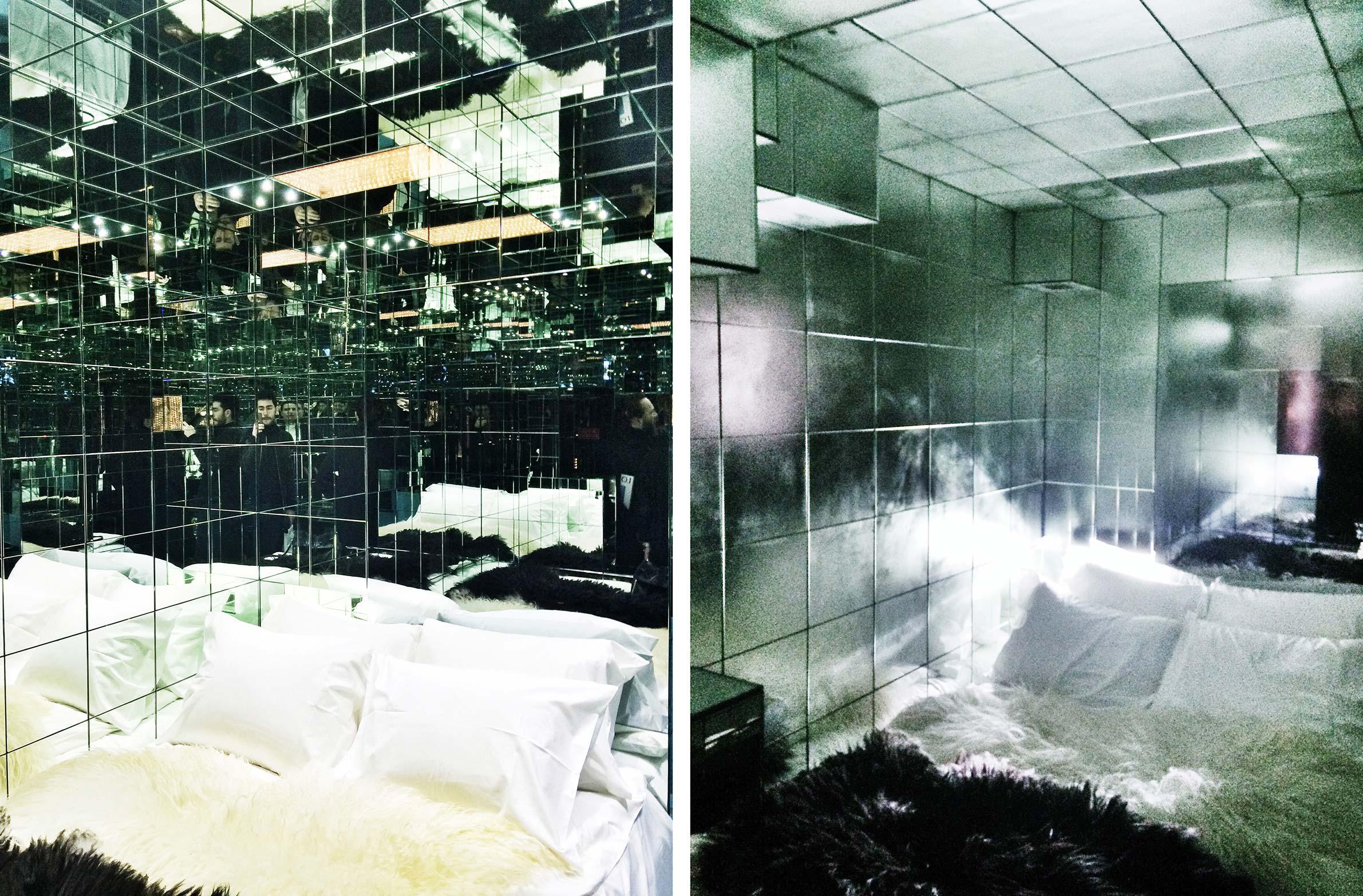 2014 the year according to omar sosa for Miroir au plafond