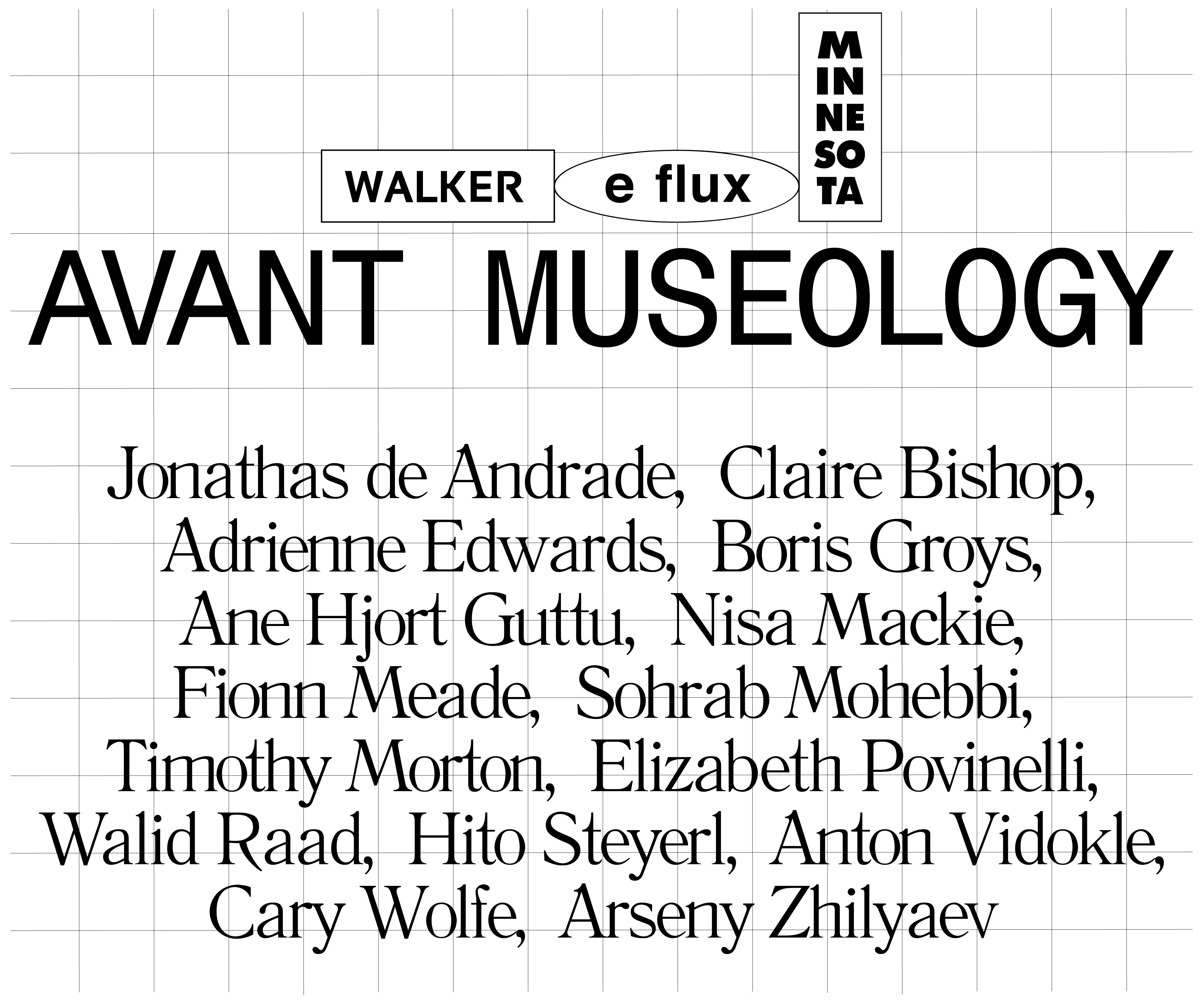 Avant Museology