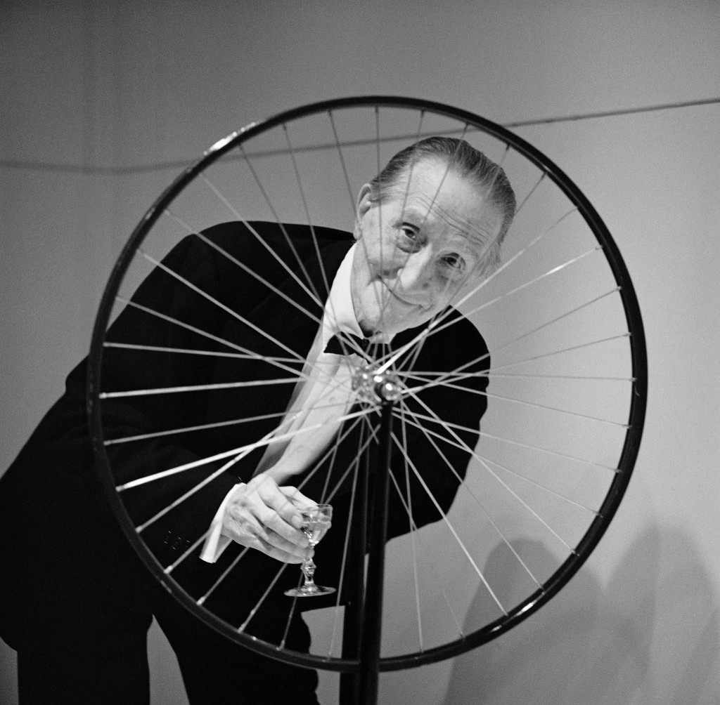Marcel Duchamp, a key Dada artist. Photo: Eric Sutherland, Walker Art Center