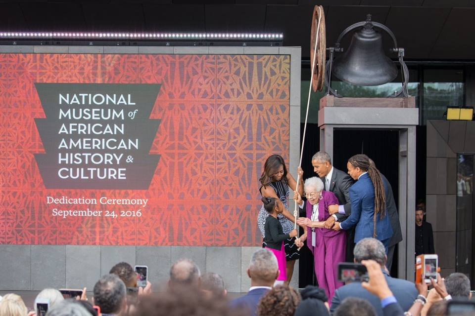 Opening ceremony of the National Museum of African American History and Culture, 24 September 2016, Photo: Joel Mason-Gaines