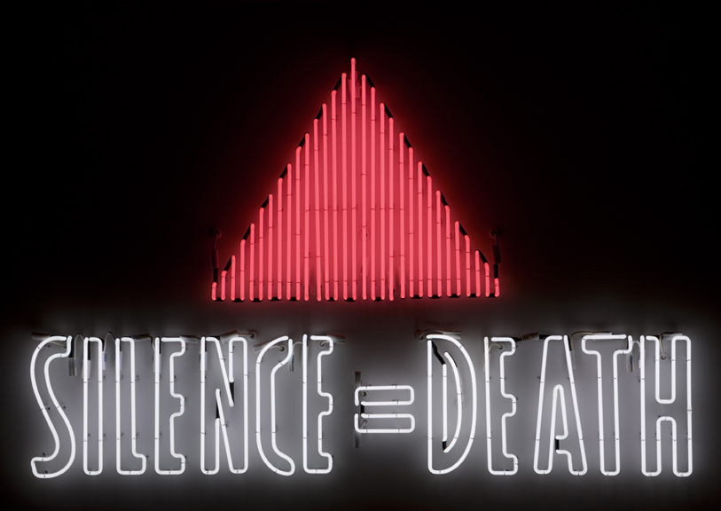 Gran Fury, _Silence = Death_, yearTBD