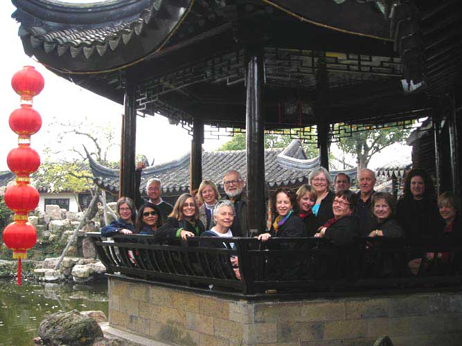 Walker Tour Guides & Staff in China