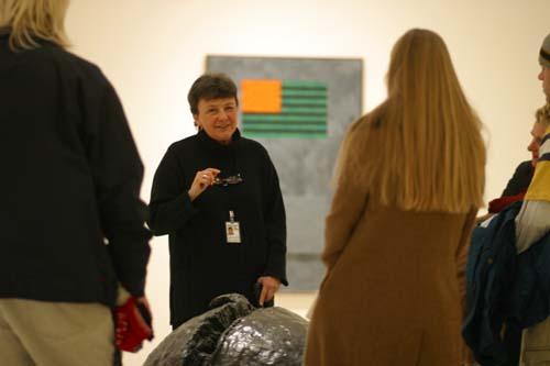 Guided Tour at Walker Art Center