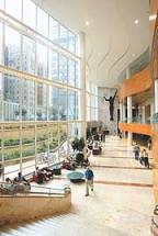 Gonda Building Lobby