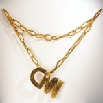 Thomas Hirschhorn, Necklace CNN, 2002, T.B. Walker Acquisition Fund