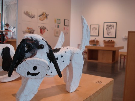 Father/Son Exhibition, courtesy Minnetonka Center for the Arts