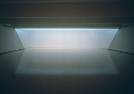 Robert Irwin, untitled, 1971