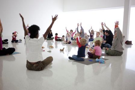 Yeah! Yoga is fun.