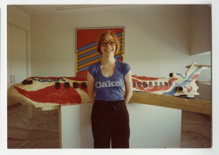 1977 Calder Cake Margy Ligon photo