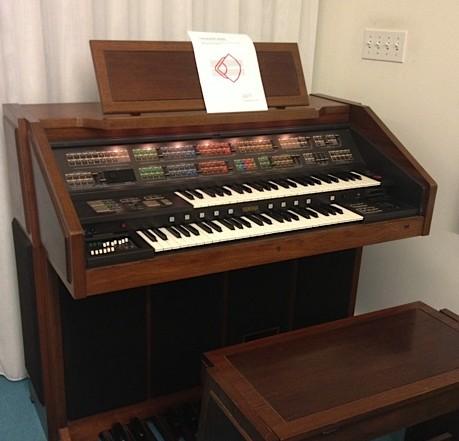 Rented Organ