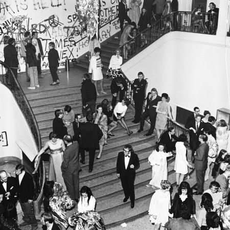 <i>RIP 1927 Grand Staircase</i> (1969)
