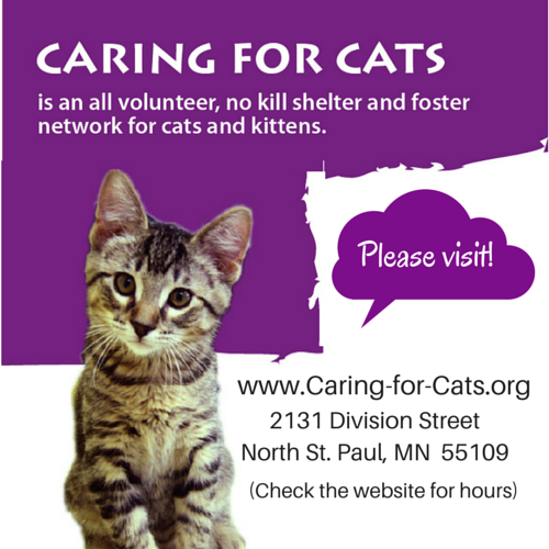 CARING FOR CATS 500x500 PNG