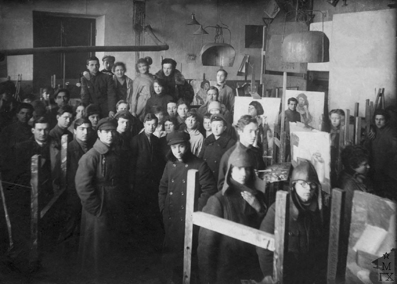vkhutemas_1_students_1922