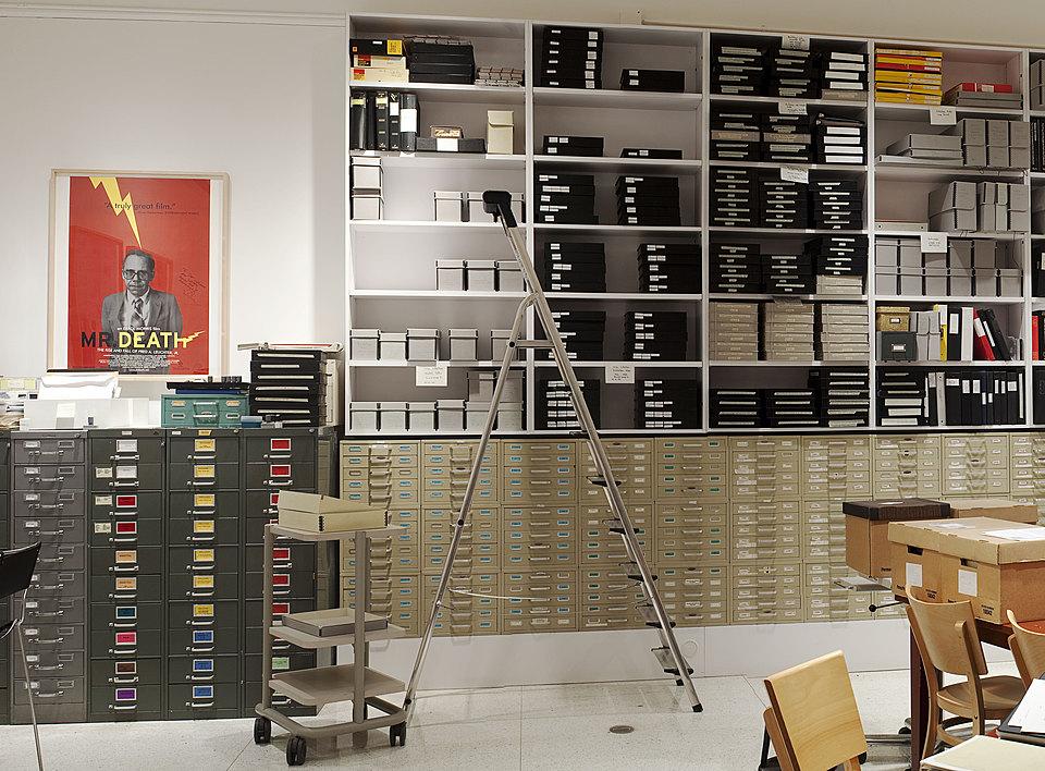 The Walker Art Center Archives