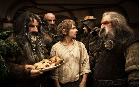 The Hobbit: An Unexpected Journey, Peter Jackson, 2012