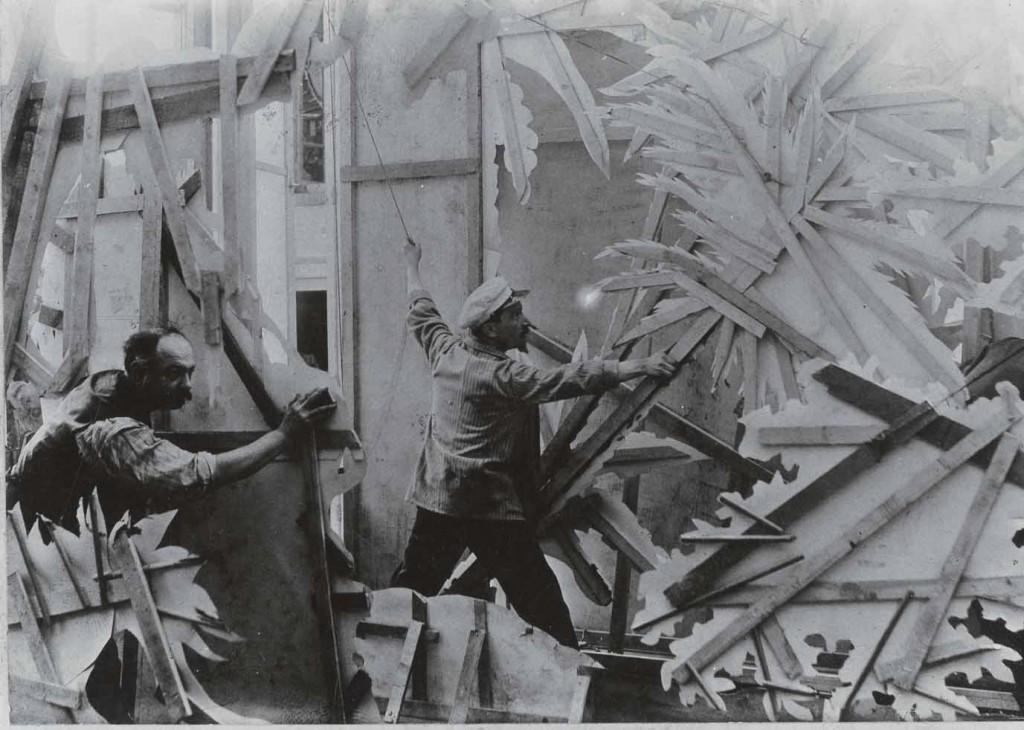 Star Film Company studio, Montreuil-sous-Bois, Paris, France, c. 1902