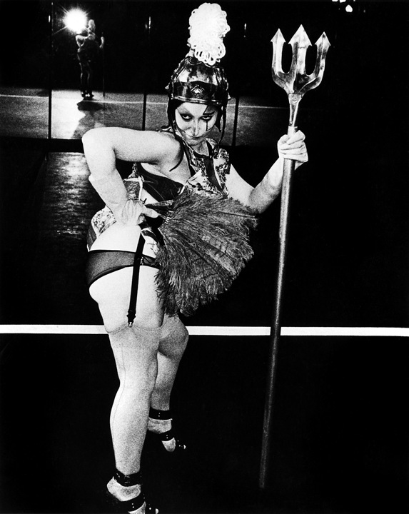 Jordan in the role of 'Amyl Nitrate,' for Derek Jarman's Jubilee, 1978