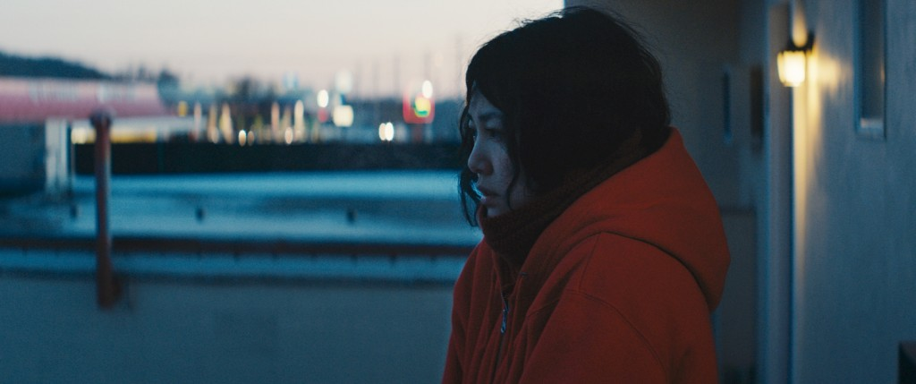 Still from Kumiko, The Treasure Hunter (2014)