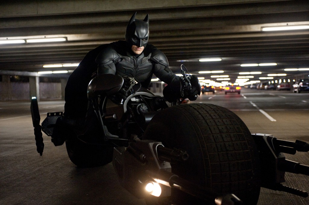 Christopher Nolan's The Dark Knight Rises, 2012. Photo courtesy Photofest ©Warner Bros.