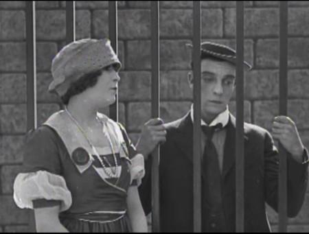 Buster Keaton's Cops (1922)