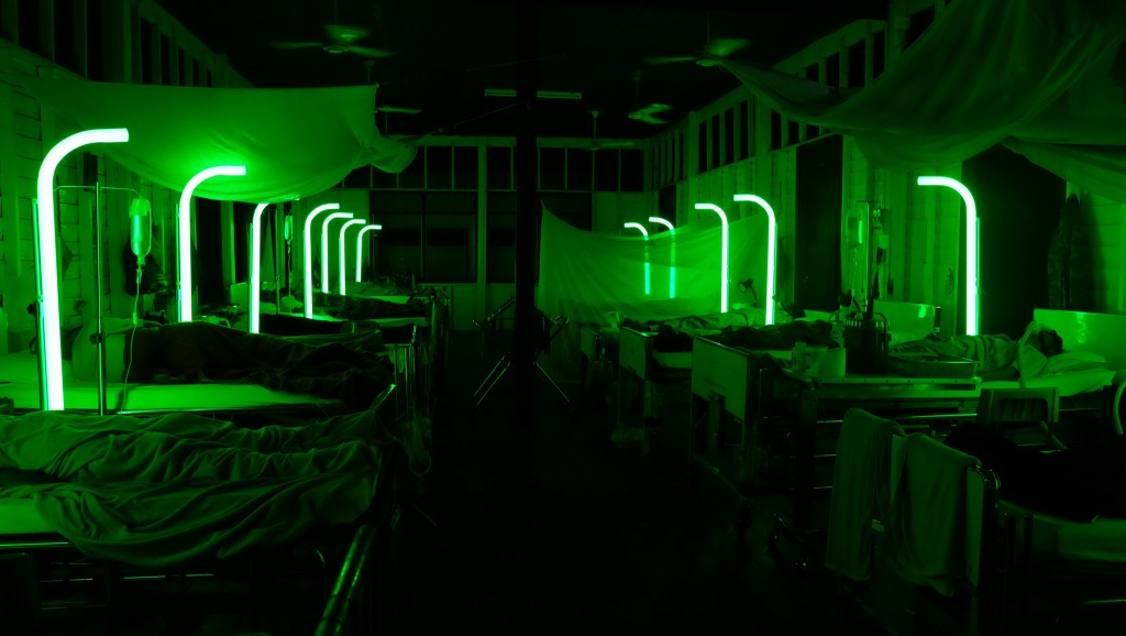 Apichatpong Weerasethakul's Cemetery of Splendor 2015 Photo courtesy The Match Factory