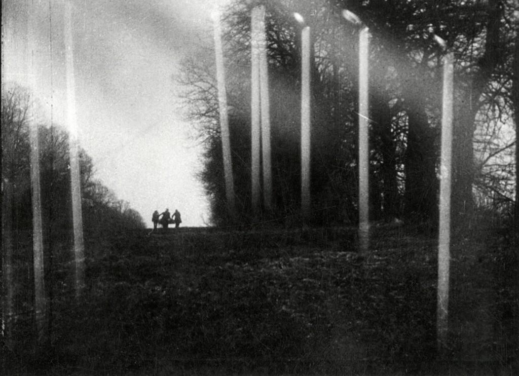 Jean Epstein's La Chute de la maison Usher, 1928 Photo courtesy Anthology Film Archives