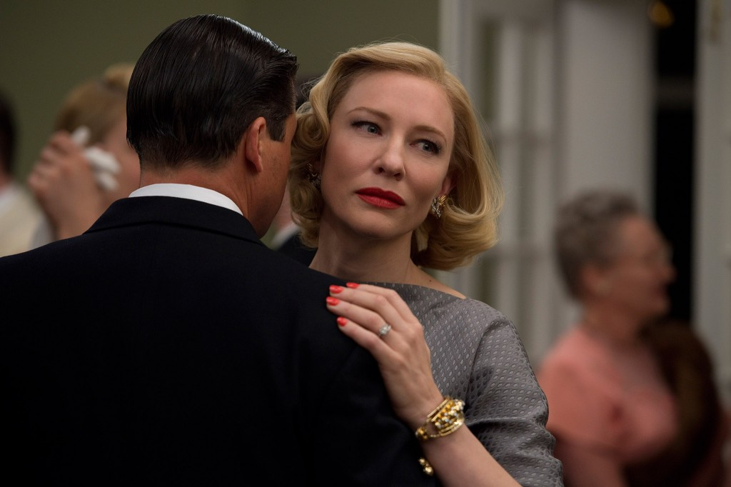 Todd Haynes's Carol 2015 Photo: courtesy The Weinstein Company