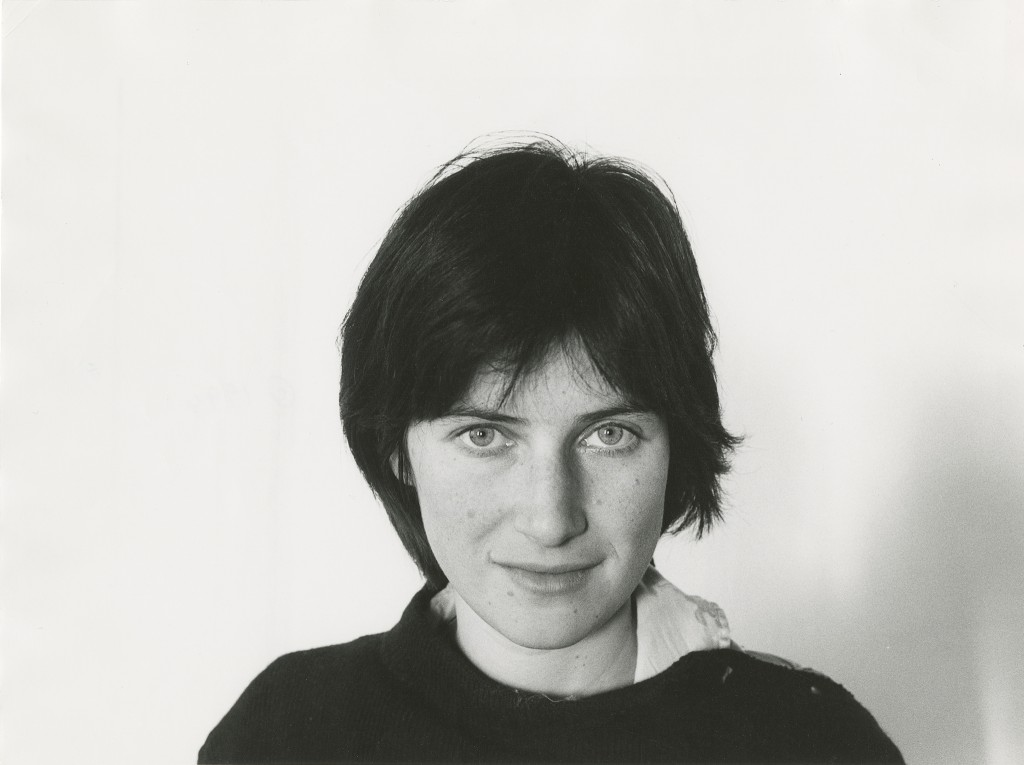 Chantal Akerman Photo courtesy Babette Mangolte