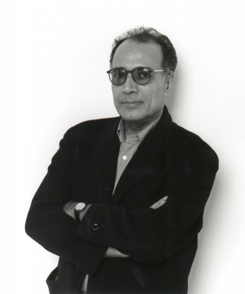 Abbas Kiarostami, 1998. Photo: Walker Art Center Archives