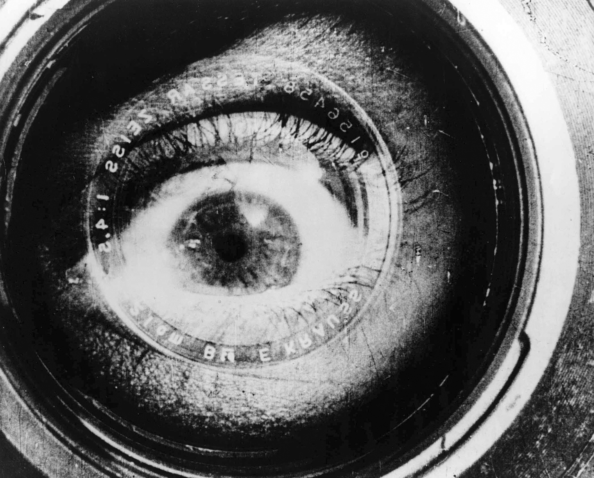 Still from Dziga Vertov's The Man with a Movie Camera (1929). Photo: Photofest/©Amkino Corporation