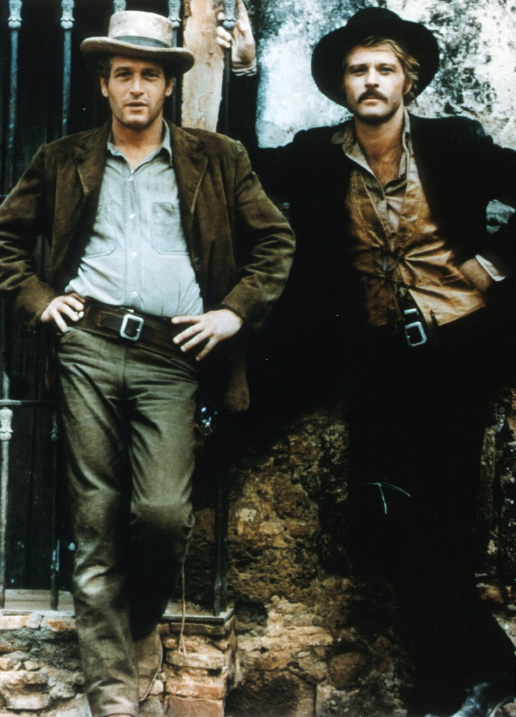 George Roy Hill's Butch Cassidy and the Sundance Kid 1969 Photo courtesy 20th Century Fox/Photofest