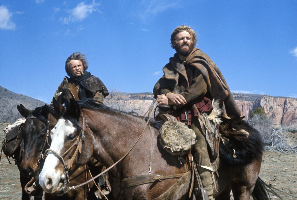 Sydney Pollack's Jeremiah Johnson 1972 Photo courtesy Warner Bros