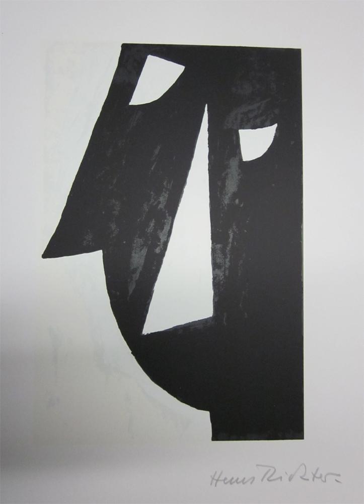 Hans Richter's Dada Kopf (c. 1918)