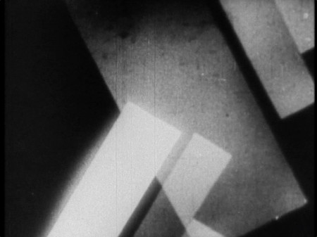 Hans Richter's Rhythmus 23 (1923). Image courtesy of the Ruben/Bentson Moving Image Collection