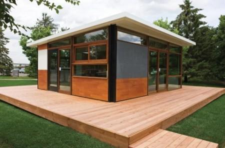 Flat Pak House