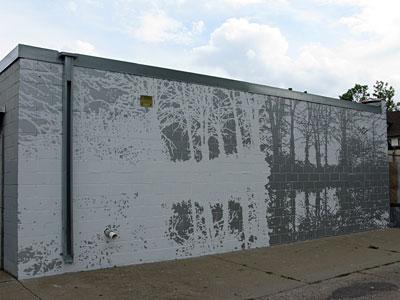 Rich Barlow: Silver Bromide Mural
