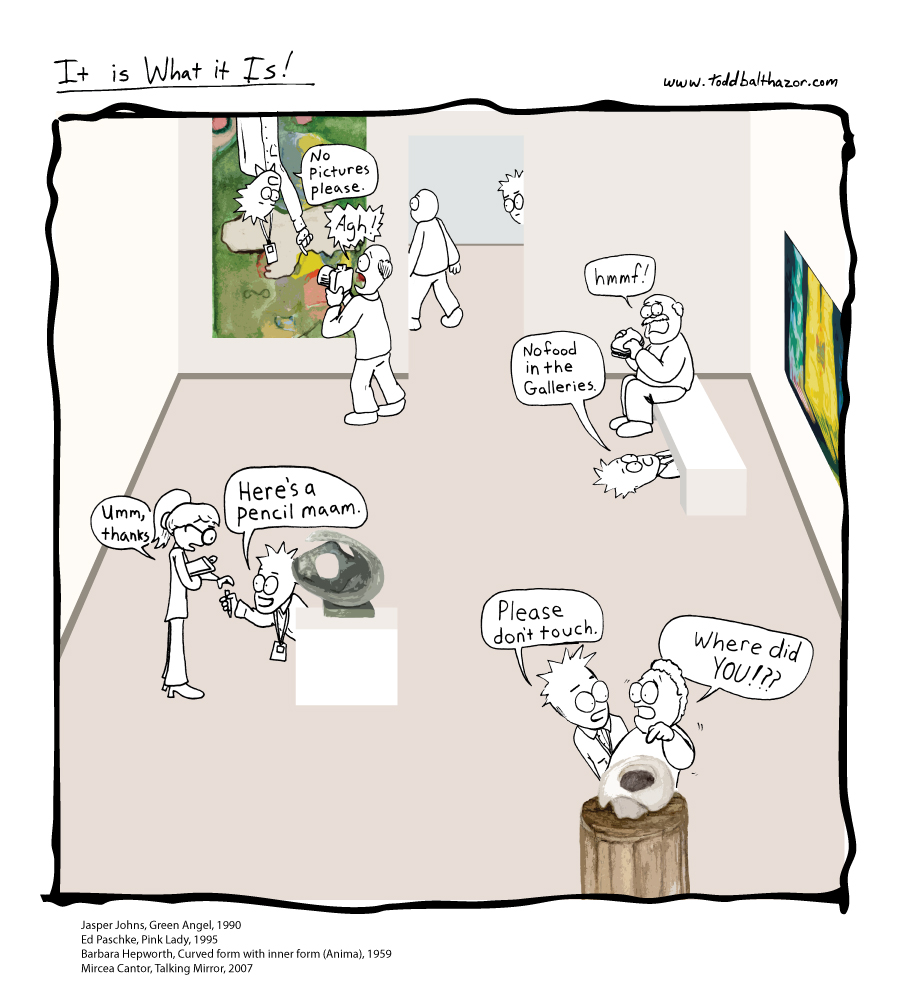 gallery ninja it is what it is comic by todd balthazor