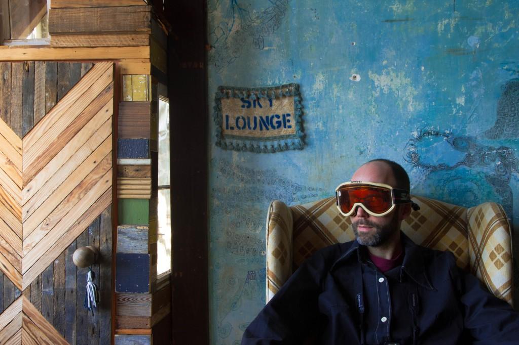 Steven Lang, photo: Jesse Martin, 2012