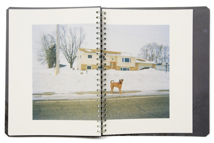 "Photograph from ""House of Coates"" published in a limited edition series by Little Brown Mushroom in 2012."