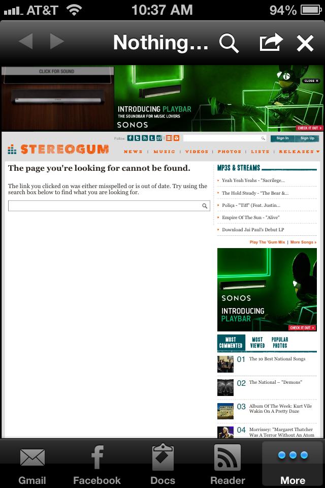 stereogumfail