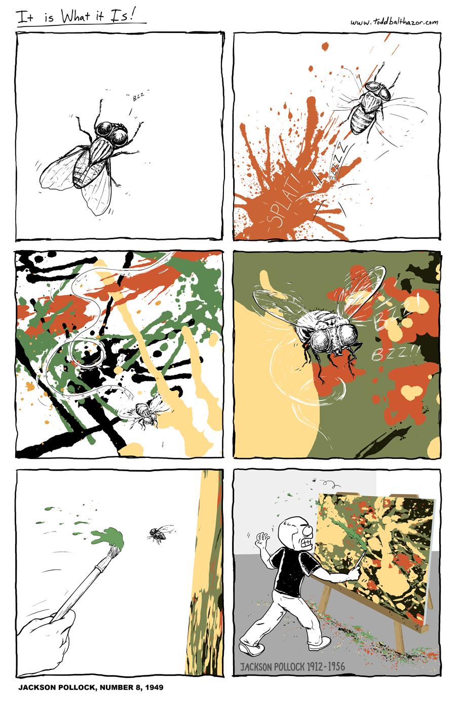 Pollock-theory