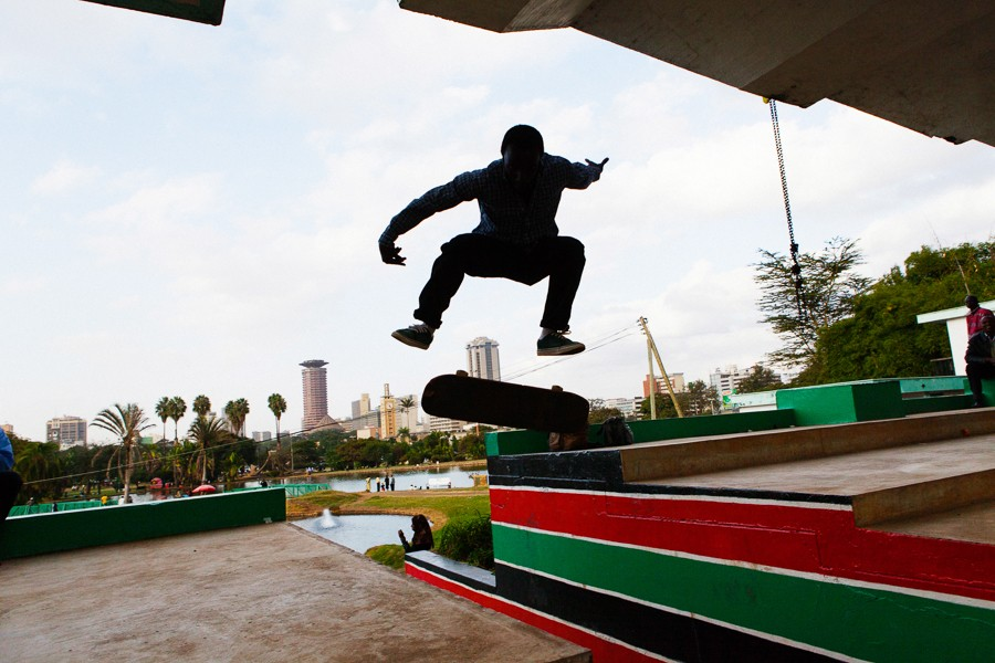 """Places"" - Kenya"