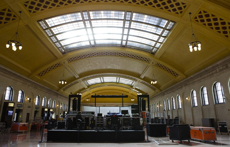 Station to Station at St. Paul's Union Depot.